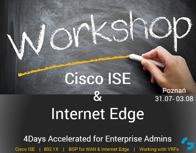 Cisco ISE Internet Edge Bgp Bootcamp