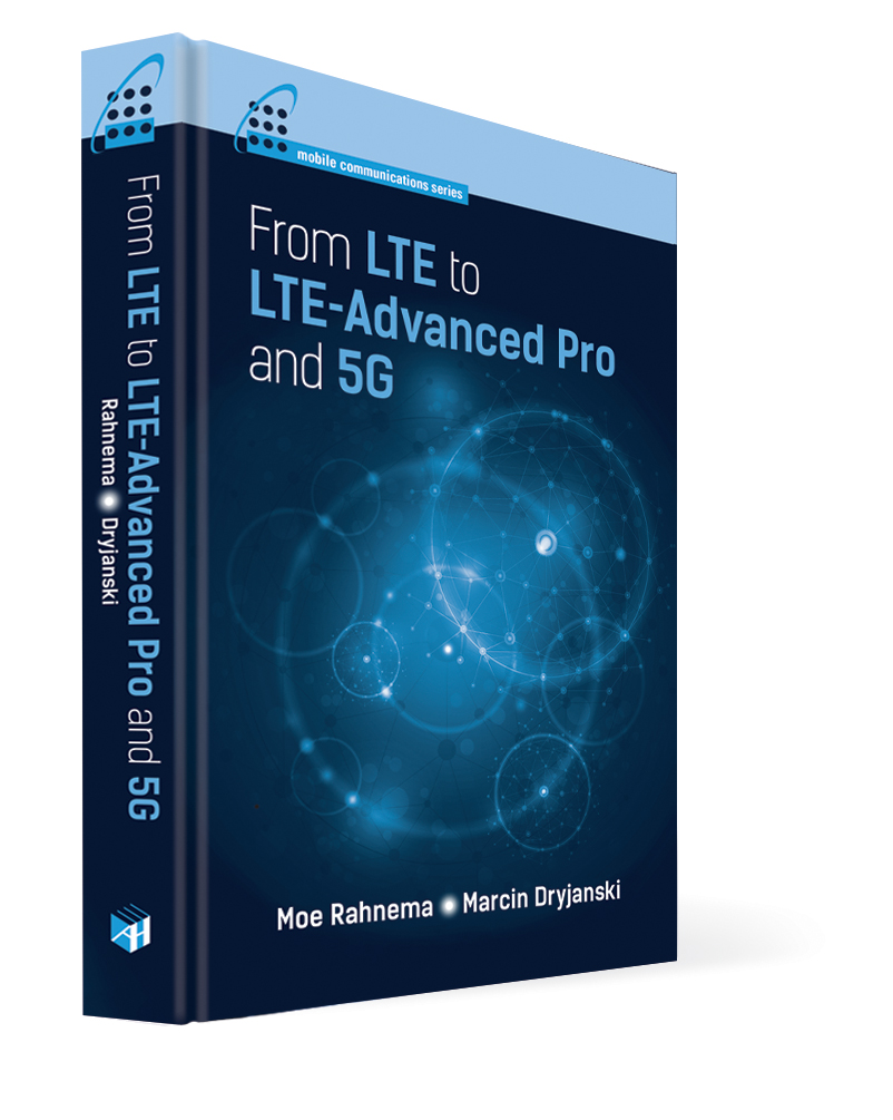 LTE-Advanced Pro book