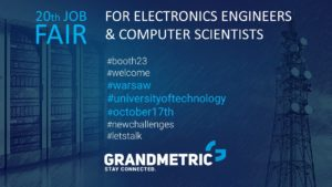 20th job fair for electronics engineers and computer scientists