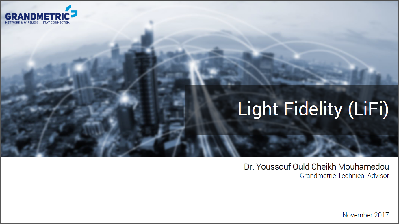 LiFi Technology_PPT