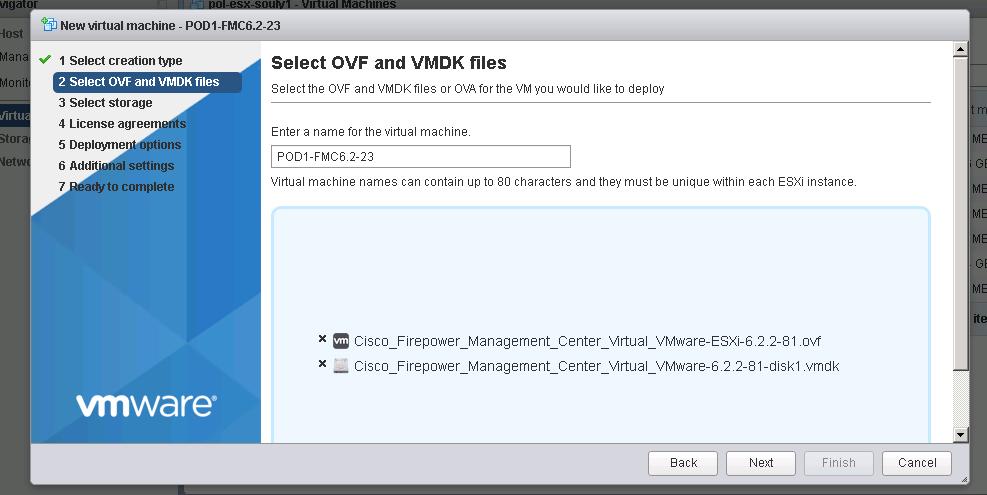Cisco ASA FirePOWER Services: how to install FMC? - Grandmetric