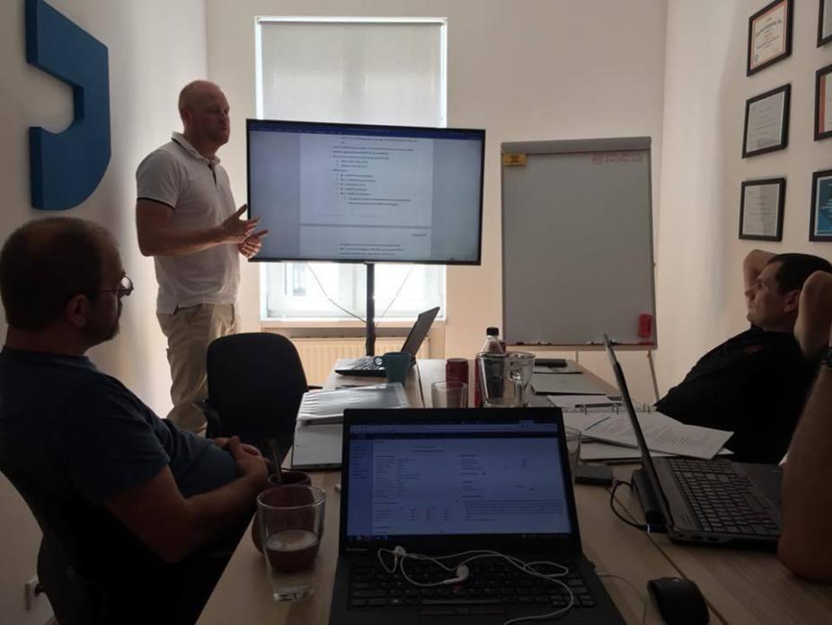 network design training