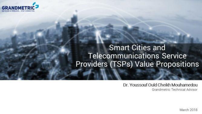 Smart Cities IoT TSP Value