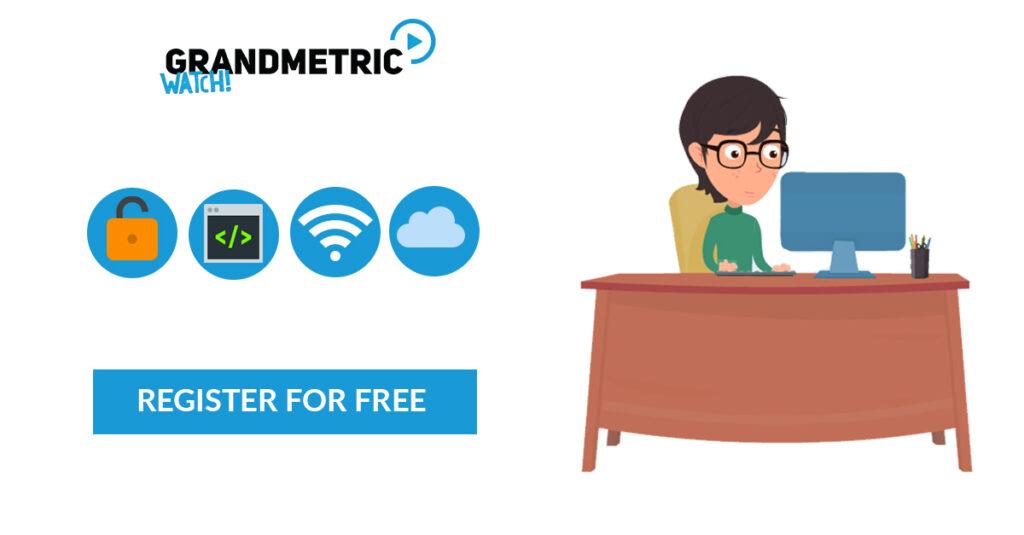 grandmetric watch - network and wireless guide