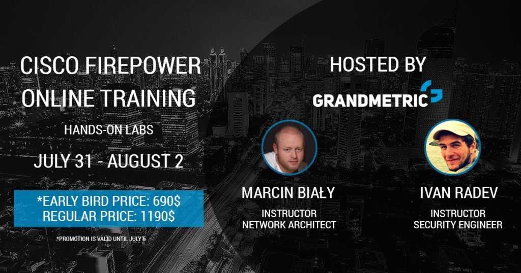 Cisco Firepower Online Training