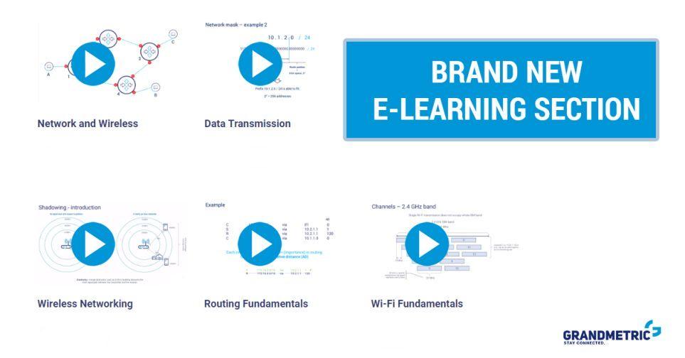 Grandmetric E-Learning Network
