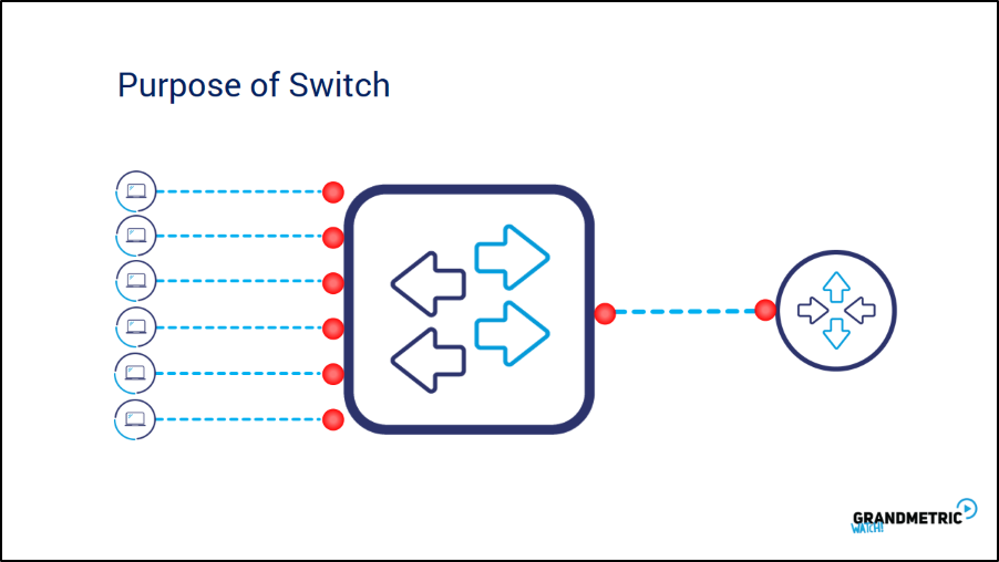 Purpose of Switch