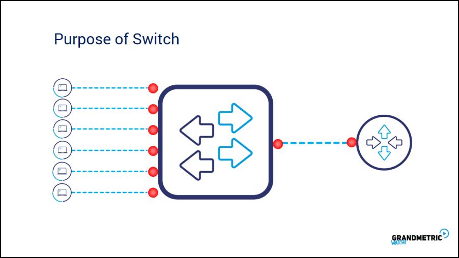 Purpose of Switch