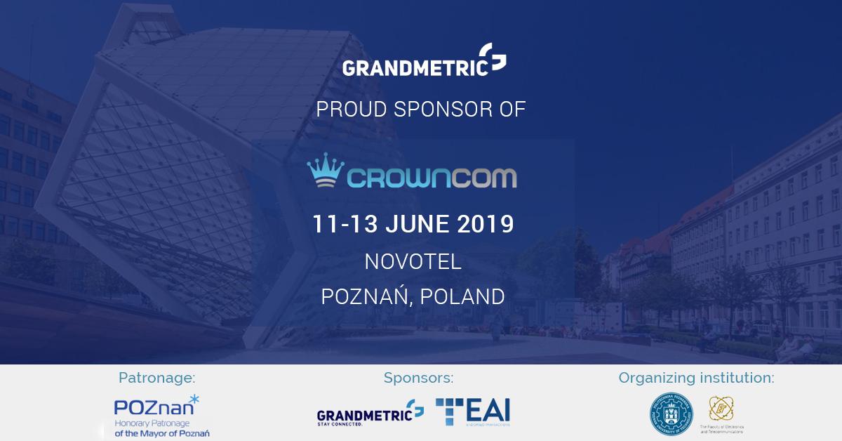 Grandmetric Crowncom Wireless Conference