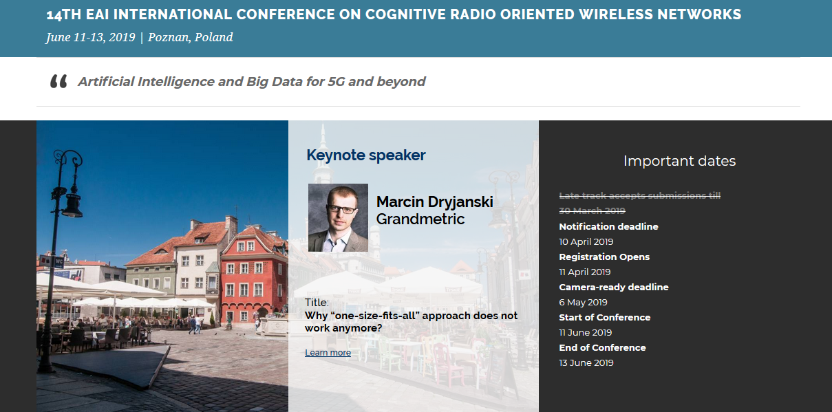 Crowncom_EAI_conference_keynote
