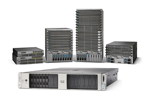 Cisco DC networking offering