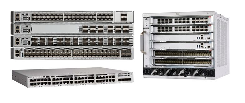 Cisco switching offer