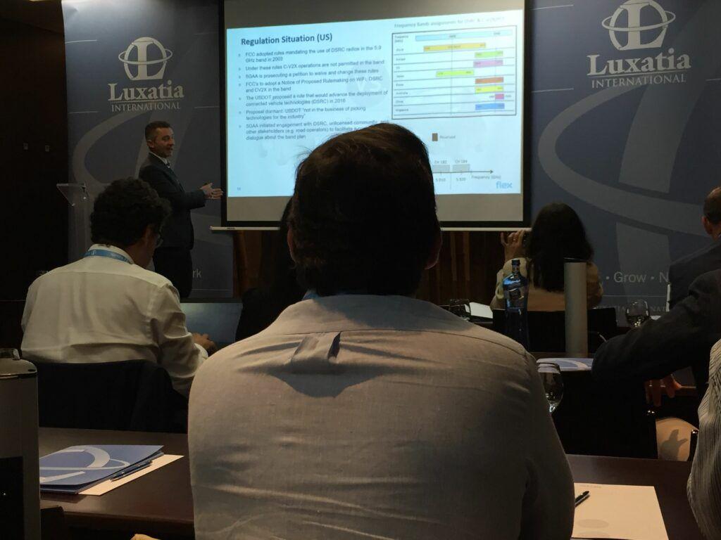 World 5G Summit lecture