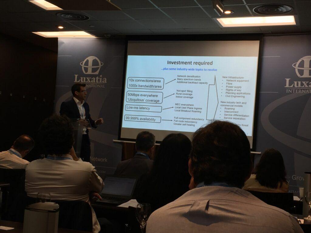 World 5G Summit speaker