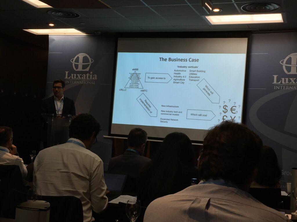 World 5G Summit business case