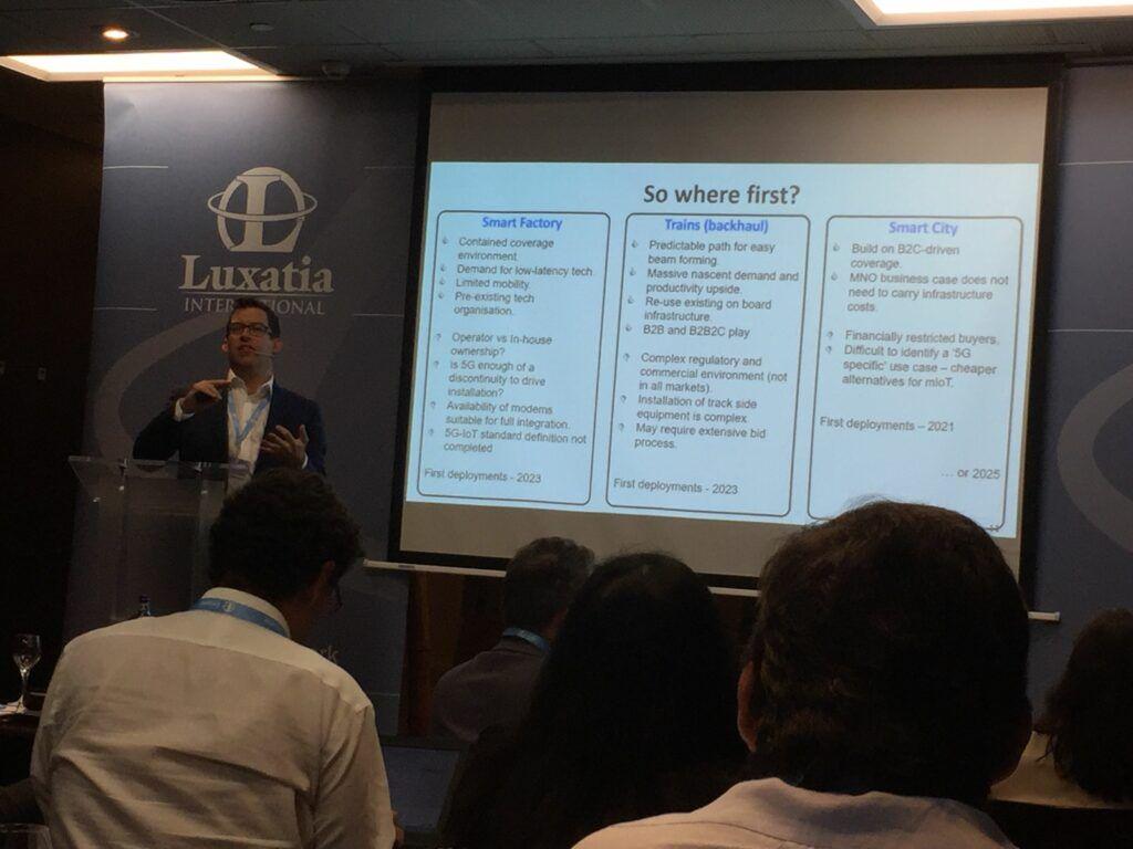 5G use cases on World 5G Summit