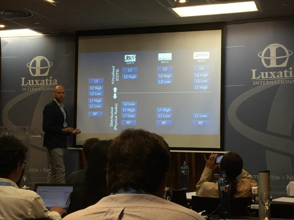 Presenting at World 5G Summit