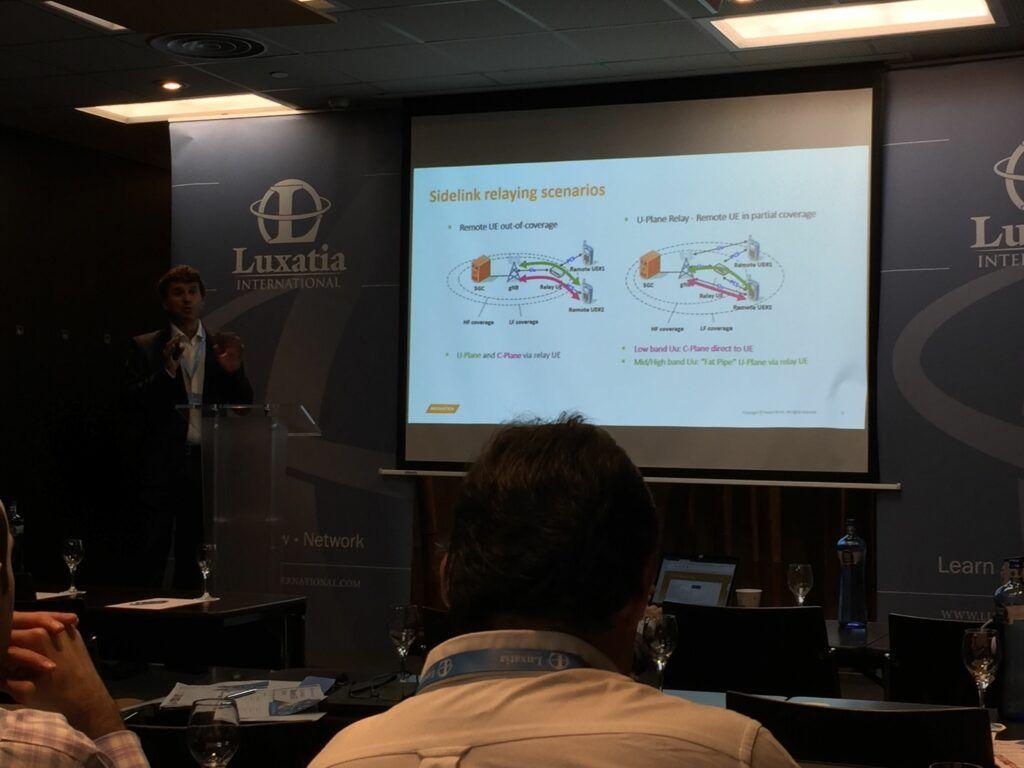 World 5G Summit sidelink relay scenarios