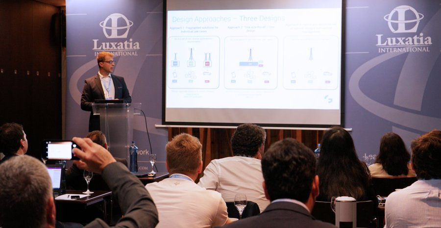 Grandmetric expert at World 5G Summit