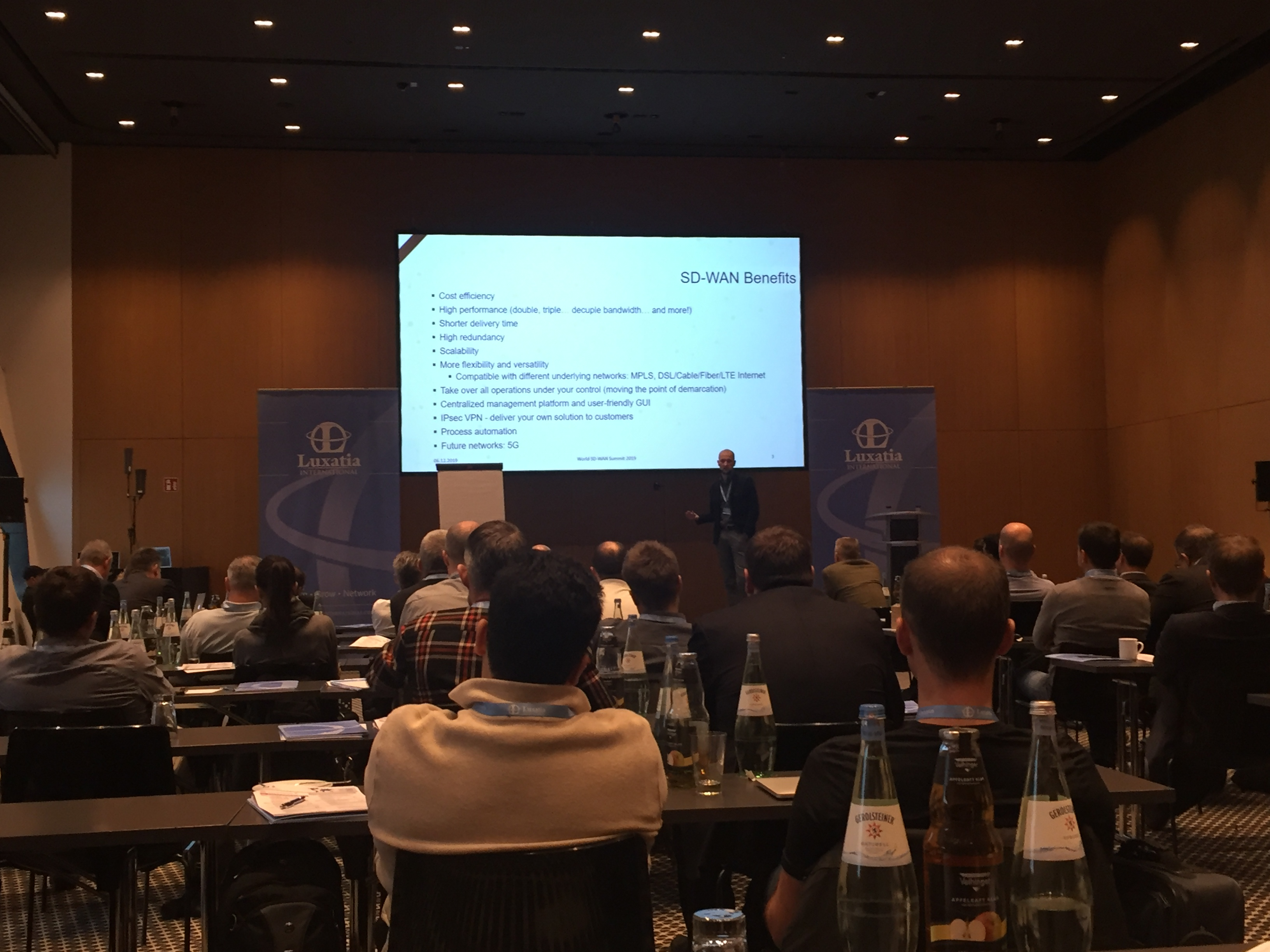 World SD-WAN Summit Kuehne Nagel