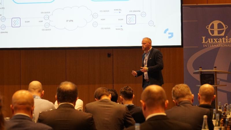 World SD-WAN Summit Marcin Bialy