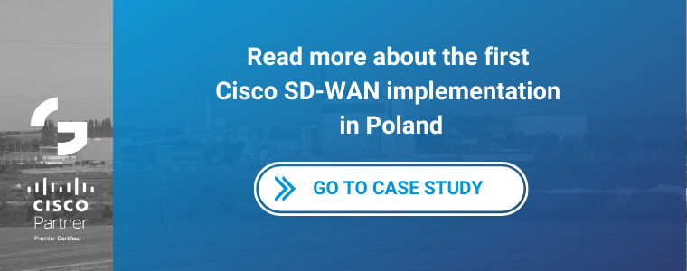 Check our sd-wan implementation