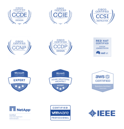 Projektowanie sieci Ethernet i sieci wysokiej dostępności certyfikaty
